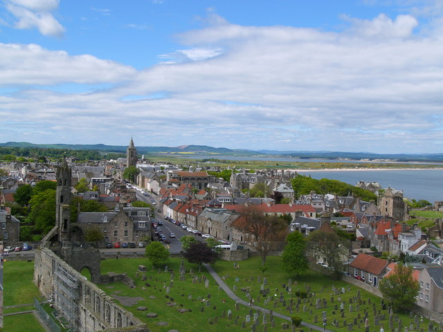 st_andrews_from_regulus_tower_-_geograph-org-uk_-_254003